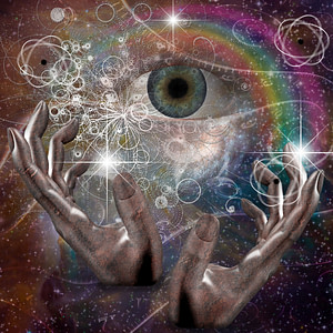 How to Activate the Third Eye Using Sacred Geometry